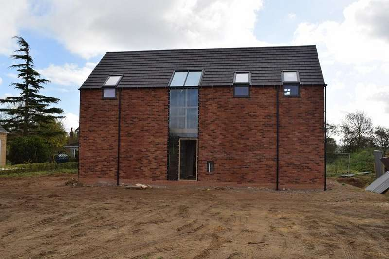 4 Bedrooms Detached House for sale in Louth Road, New Waltham
