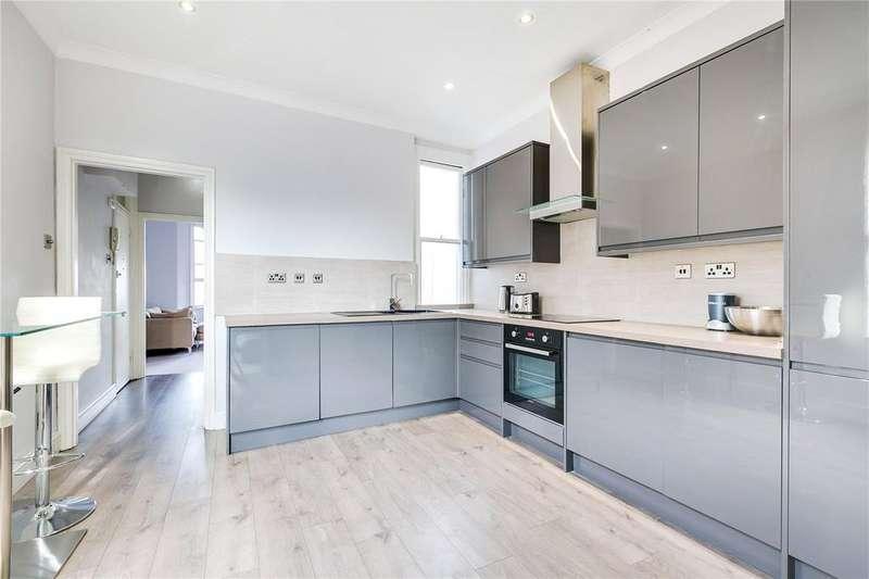 1 Bedroom Flat for sale in Kingwood Road, Munster Villlage, Fulham