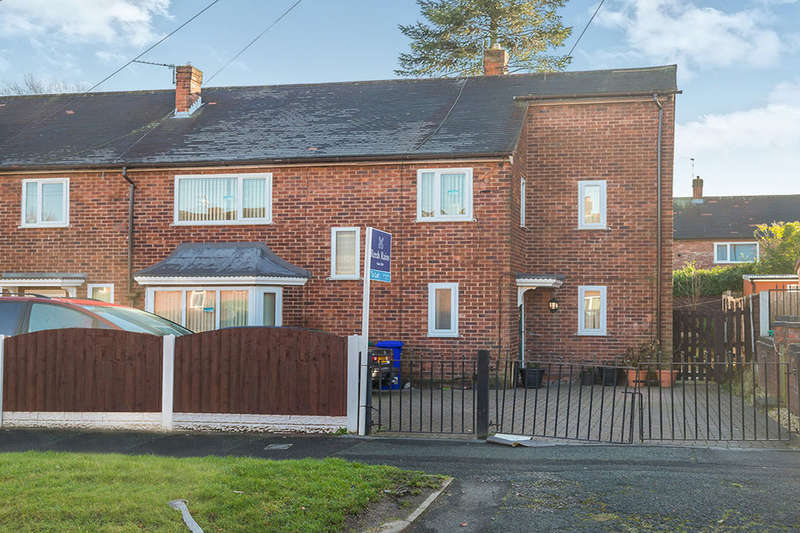 4 Bedrooms Semi Detached House for rent in Greyfriars Road, Manchester, M22