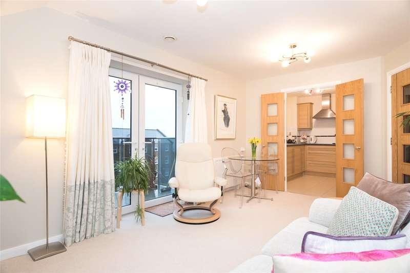 1 Bedroom Flat for sale in Thackrah Court, 1 Squirrel Way, Leeds, West Yorkshire, LS17
