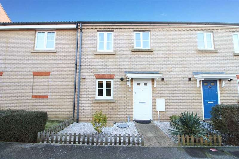 3 Bedrooms Terraced House for sale in Bruff Road, Ipswich