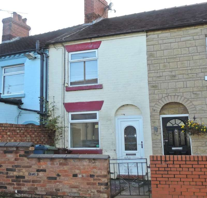 2 Bedrooms Terraced House for sale in Old Road , Stone, Staffordshire ST15