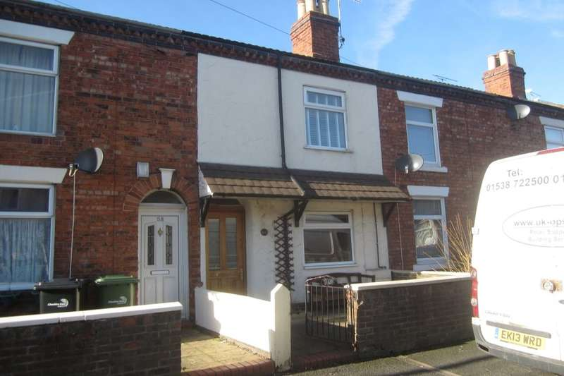 2 Bedrooms Property for sale in Minshull New Road, Crewe, CW1