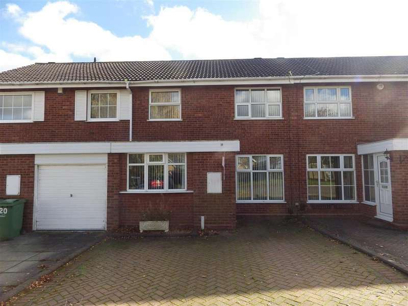 3 Bedrooms Terraced House for sale in Chiltern Close, Halesowen