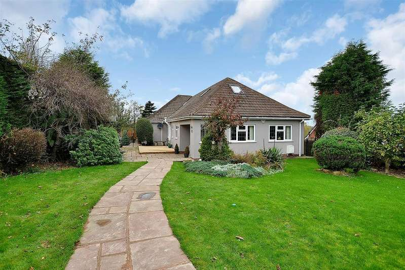 3 Bedrooms Detached Bungalow for sale in Little Barn Lane, Mansfield