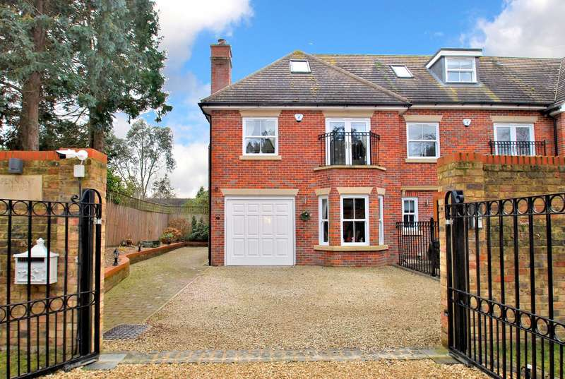 3 Bedrooms Town House for sale in Pennant Mews, The Avenue, Farnham Common, SL2