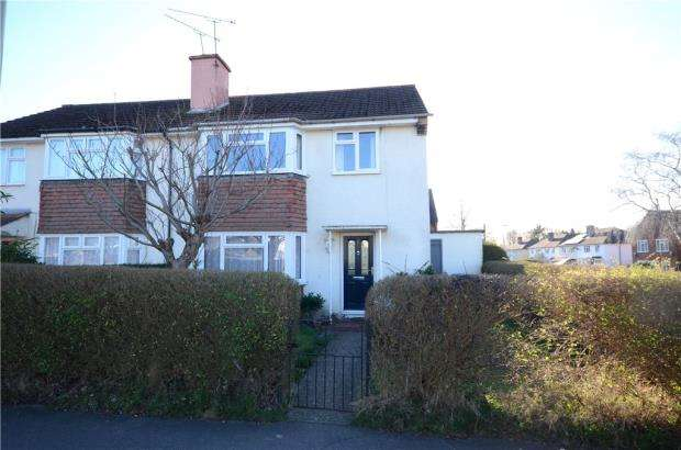 3 Bedrooms Semi Detached House for sale in Greatfield Road, Farnborough, Hampshire