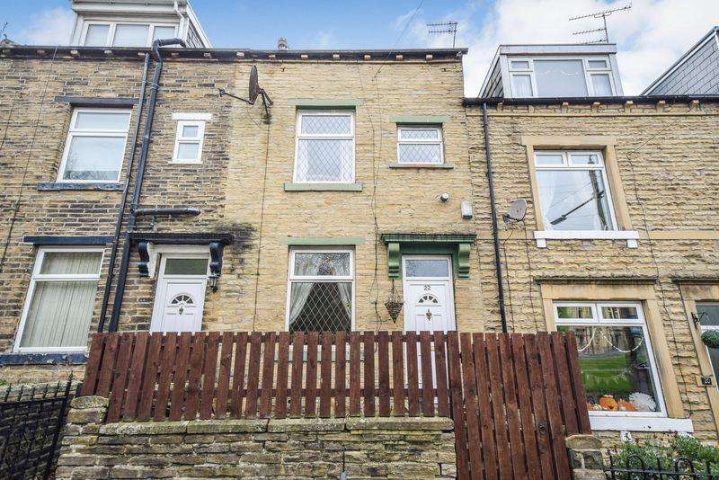 3 Bedrooms Terraced House for sale in Bute Street, Bradford