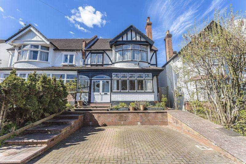 5 Bedrooms Semi Detached House for rent in Dale Road, Purley