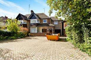 5 Bedrooms Semi Detached House for sale in Farley Road, Selsdon, South Croydon, Surrey
