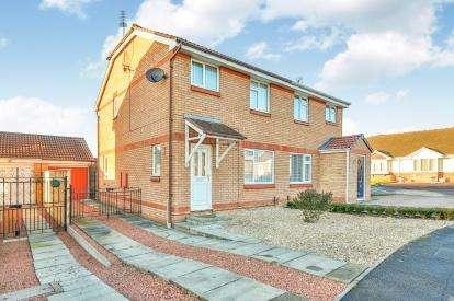 3 Bedrooms Semi Detached House for sale in Lammermuir Close, Darlington