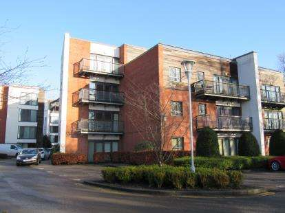 2 Bedrooms Flat for sale in Wilmslow Road, Didsbury, Manchester, Greater Manchester
