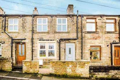 2 Bedrooms Terraced House for sale in Elm Street, Skelmanthorpe, Huddersfield, West Yorkshire