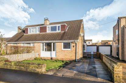 3 Bedrooms Bungalow for sale in Norton Drive, Halifax, West Yorkshire
