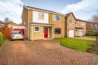 4 Bedrooms Detached House for sale in Long Moss, Leyland, Preston, .