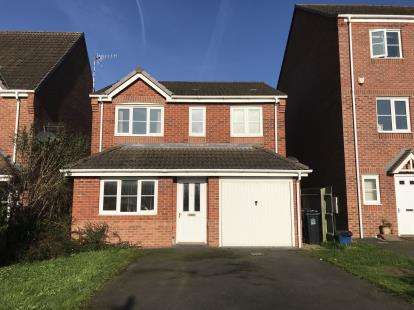 House for sale in Gadwall Croft, Newcastle, Staffordshire