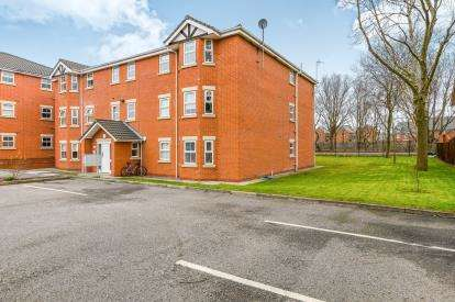 1 Bedroom Flat for sale in Patton Drive, Great Sankey, Warrington, Cheshire