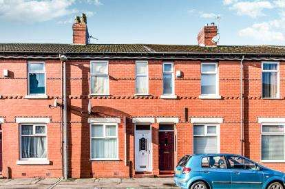 2 Bedrooms Terraced House for sale in Hafton Road, Salford, Greater Manchester