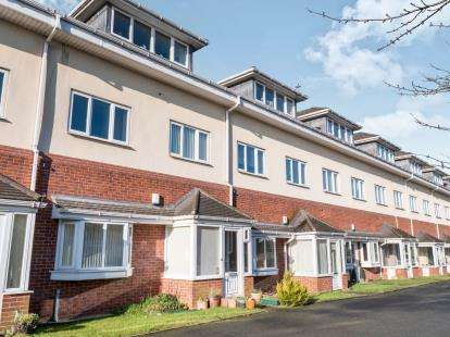 2 Bedrooms Flat for sale in St. Michaels Court, 123 Moss Lane, Manchester, Greater Manchester
