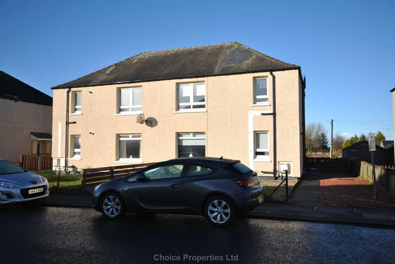 1 Bedroom Flat for sale in Greenhill Terrace, Knockentiber, KA2 0BZ