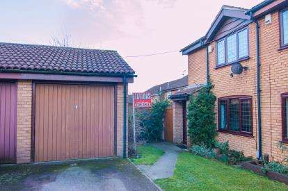 2 Bedrooms End Of Terrace House for sale in Fernheath, Luton, Bedfordshire