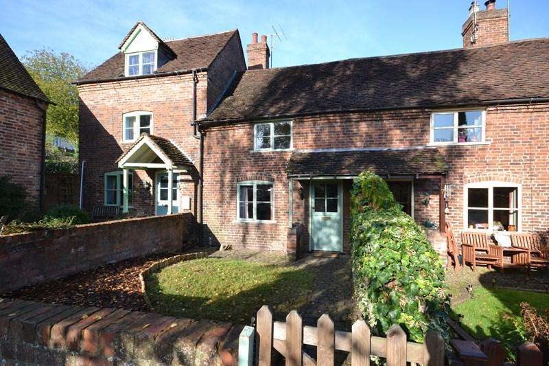 2 Bedrooms Cottage House for rent in Burltons Terrace, Bewdley