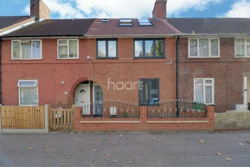4 Bedrooms Terraced House for sale in Dagenham Avenue