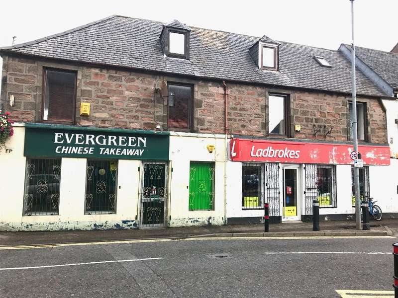 2 Bedrooms Flat for rent in Grant Street, inverness, IV3 8BL
