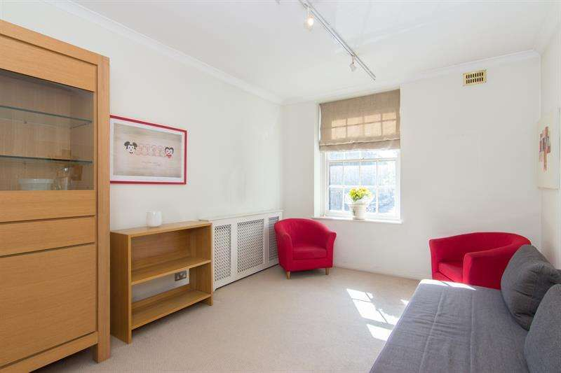 2 Bedrooms Flat for sale in Rupert House, Nevern Square, Earls Court, London, SW5