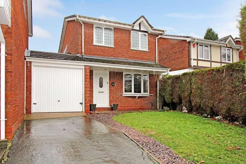 3 Bedrooms Property for sale in Acorn Ridge, Tamworth B77