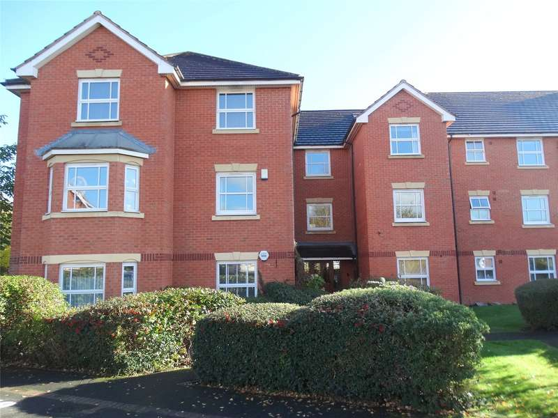 2 Bedrooms Flat for sale in Hardy Court Worcester WR3