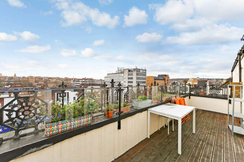 2 Bedrooms Flat for sale in Holloway Road, N7 6QA