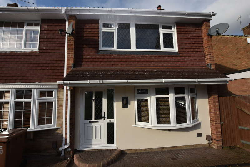 3 Bedrooms End Of Terrace House for sale in Mutchetts Close, Garston Watford