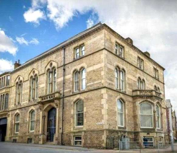 1 Bedroom Flat for sale in York House, Upper Piccadilly, Bradford, West Yorkshire, BD1