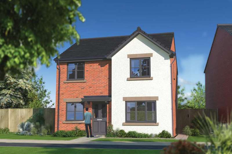 4 Bedrooms Detached House for sale in 25 Suttle Gardens