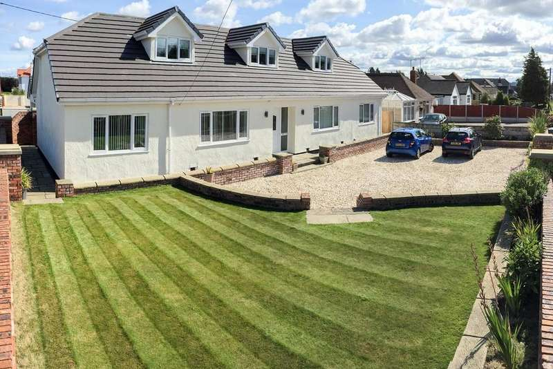 5 Bedrooms Detached Bungalow for sale in St. Asaph Avenue, Kinmel Bay