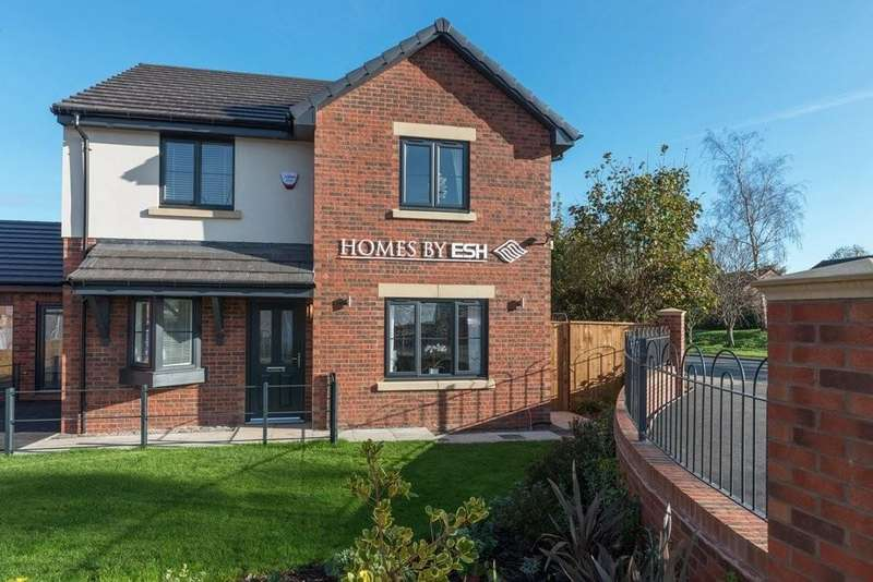 4 Bedrooms Detached House for sale in 26 Suttle Gardens