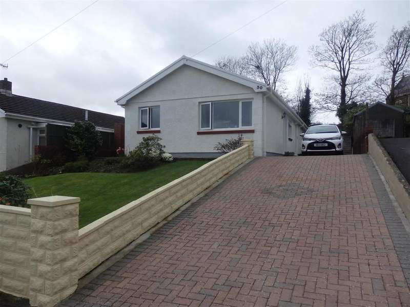3 Bedrooms Detached Bungalow for sale in St. Marys Rise, Burry Port