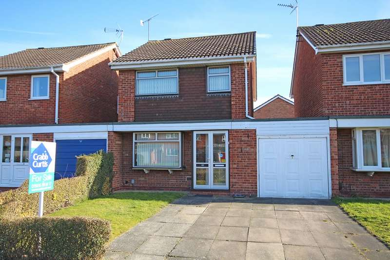 3 Bedrooms Detached House for sale in Woodloes Avenue South, Warwick