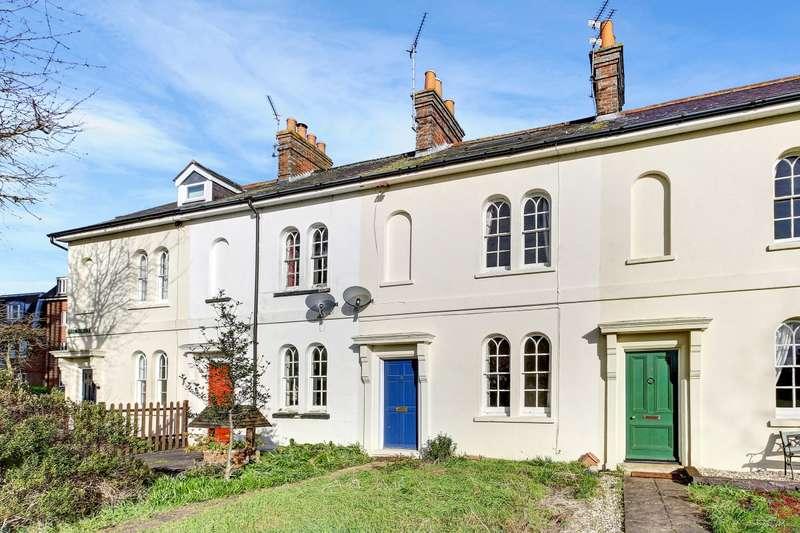 3 Bedrooms Terraced House for rent in Park Terrace Newbury RG14