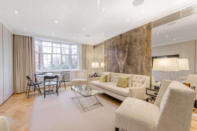 3 Bedrooms Flat for sale in Hornton Street, High Street Kensington, W8