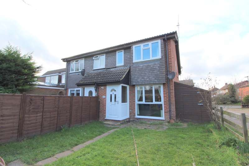 1 Bedroom Semi Detached House for sale in Conway Drive, Ashford, TW15