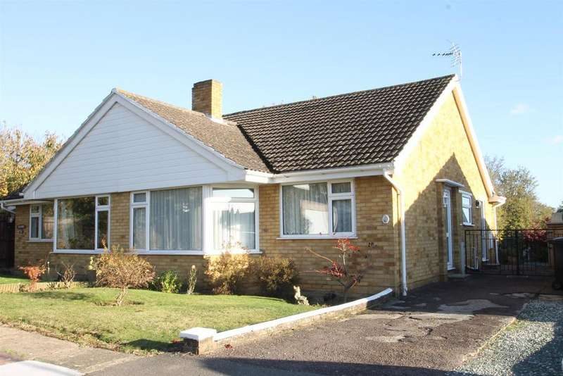2 Bedrooms Bungalow for sale in Caroline Crescent, Maidstone