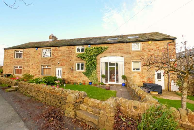 3 Bedrooms Barn Conversion Character Property for sale in 3 Westy Bank Croft, Redcar Lane, Steeton,