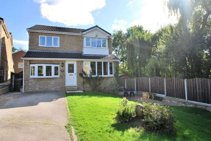 4 Bedrooms Detached House for sale in Orchard Croft, Dodworth, Barnsley S75