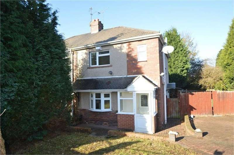 3 Bedrooms Semi Detached House for sale in Norton Crescent, Bilston, West Midlands