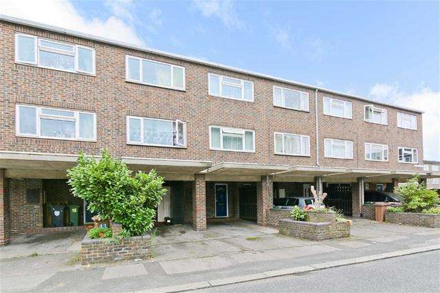 3 Bedrooms Terraced House for sale in Gramer Close, Leytonstone