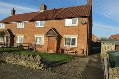 3 Bedrooms Semi Detached House for rent in Firthlands Road, Pickering