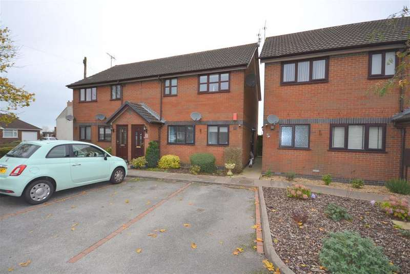 1 Bedroom Apartment Flat for sale in Crofters Court, Red Street, Newcastle