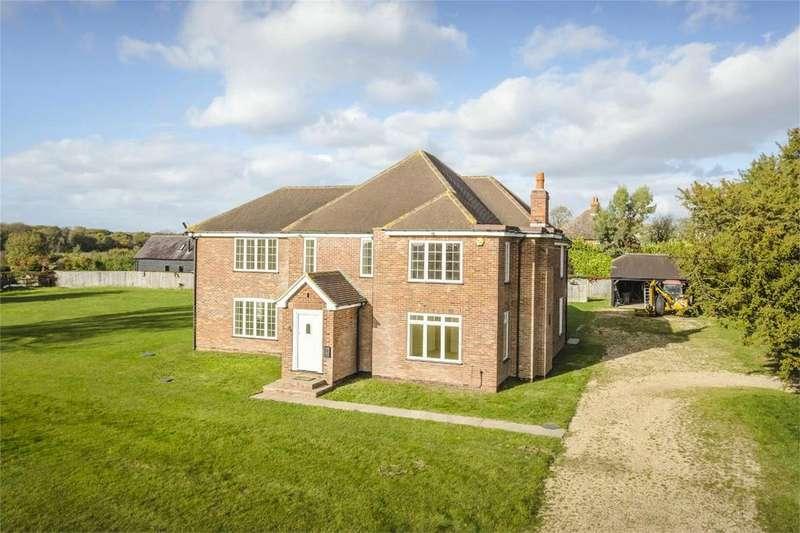 5 Bedrooms Detached House for sale in Biggin House, Barwick